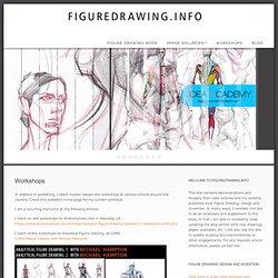 Workshops @ Figuredrawing.info