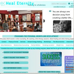 Workshops@heal-eternity