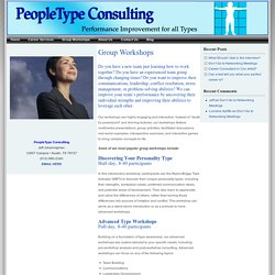 People Type Consulting