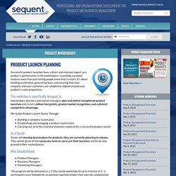Sequent Learning Networks For Planning The Product Launch