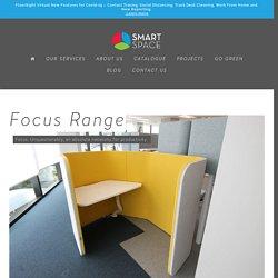 The Focus Range - Smart Space Workspace Solution Auckland