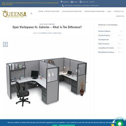 Open Workspaces Vs. Cubicles - What Is The Difference? - High Quality Office Furniture in Manila Philippines