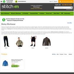 Bisley Workwear Sydney Australia - Stitchem