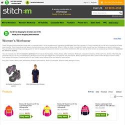 Womens Workwear Importance