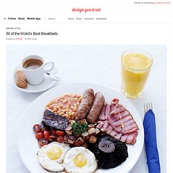 50 of the World's Best Breakfasts