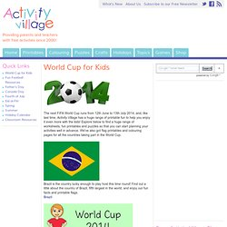 World Cup for Kids