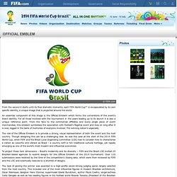 2014 FIFA World Cup™ - Official Emblem
