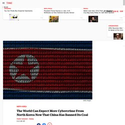 The World Can Expect More Cybercrime From North Korea