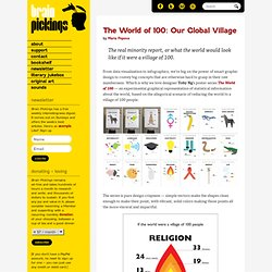 The World of 100: Our Global Village