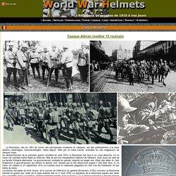 .: World War Helmets - Casque Modèle 15 :.