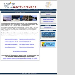 World InfoZone - African Origins Menu