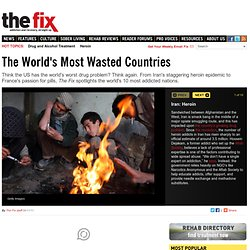The World's Most Wasted Countries
