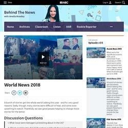 World News 2018 - Classroom - BTN