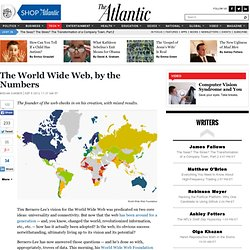 The World Wide Web, by the Numbers - Megan Garber
