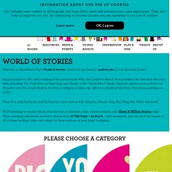 World of Stories - World Book Day
