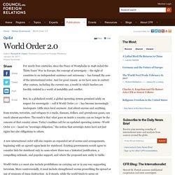 World Order 2.0