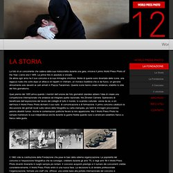 World Press Photo 2010 - La Storia