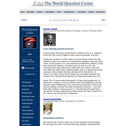 THE WORLD QUESTION CENTER 2006 — Page 2