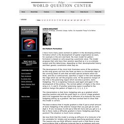 THE WORLD QUESTION CENTER 2006 — Page 17