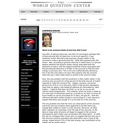 THE WORLD QUESTION CENTER 2008 — Page 6