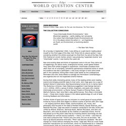 THE WORLD QUESTION CENTER 2010— Page 1