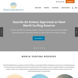 World Surfing Reserves