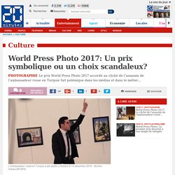 World Press Photo 2017: Un prix symbolique ou un choix scandaleux?
