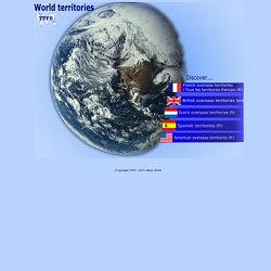 World territories / TTFR