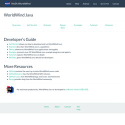 World Wind JAVA SDK