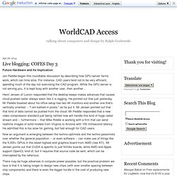 WorldCAD Access