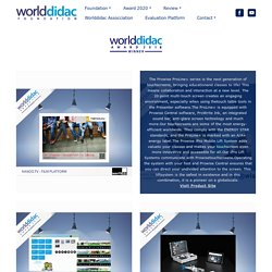 Worlddidac Award