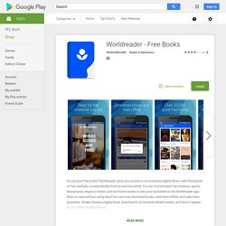 Worldreader - Free Books