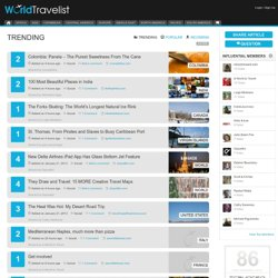 WorldTravelist.com | Sharing The Best Travel Content On The Web