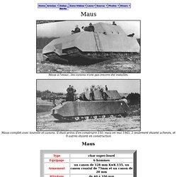 worldwar2.free.fr/maus.html