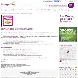 Les Wouap Doo Apps Jeunesse - Imaginove