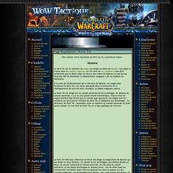 WoW Tactique : Réputation Kirin Tor