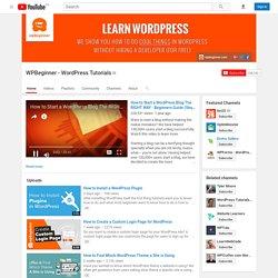 WPBeginner - WordPress Tutorials
