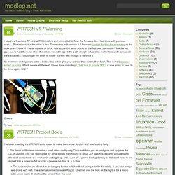 modlog.net