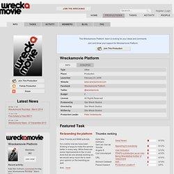 cap4 - Wreckamovie - Wreckamovie Platform
