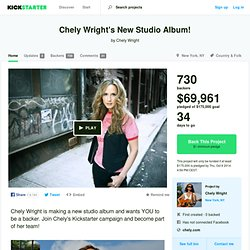 Chely Wright's New Studio Album! by Chely Wright