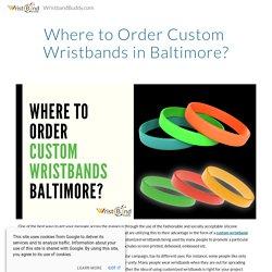 WristbandBuddy.com
