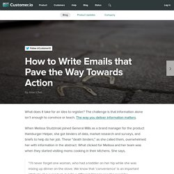 How to Write Emails that Pave the Way Towards Action