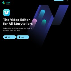 The Best Video Editor & Movie Maker