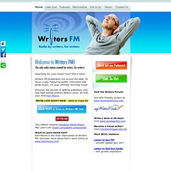Radio for Writers