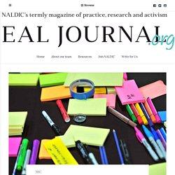 Home writing tasks during school closures – EAL Journal