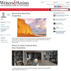 Latest free writing competitions from Writers & Artists