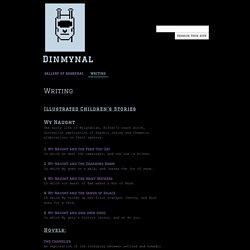 Writing - Dinmynal