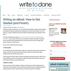 How to Write a Script Outline: The 8 Major Plot Points