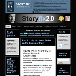 Novel Writing Tips & Fundamentals – Storyfix.com