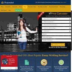 Essay Writing Service & Essay Help